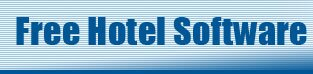 Free Hotel Software by Anand Systems
